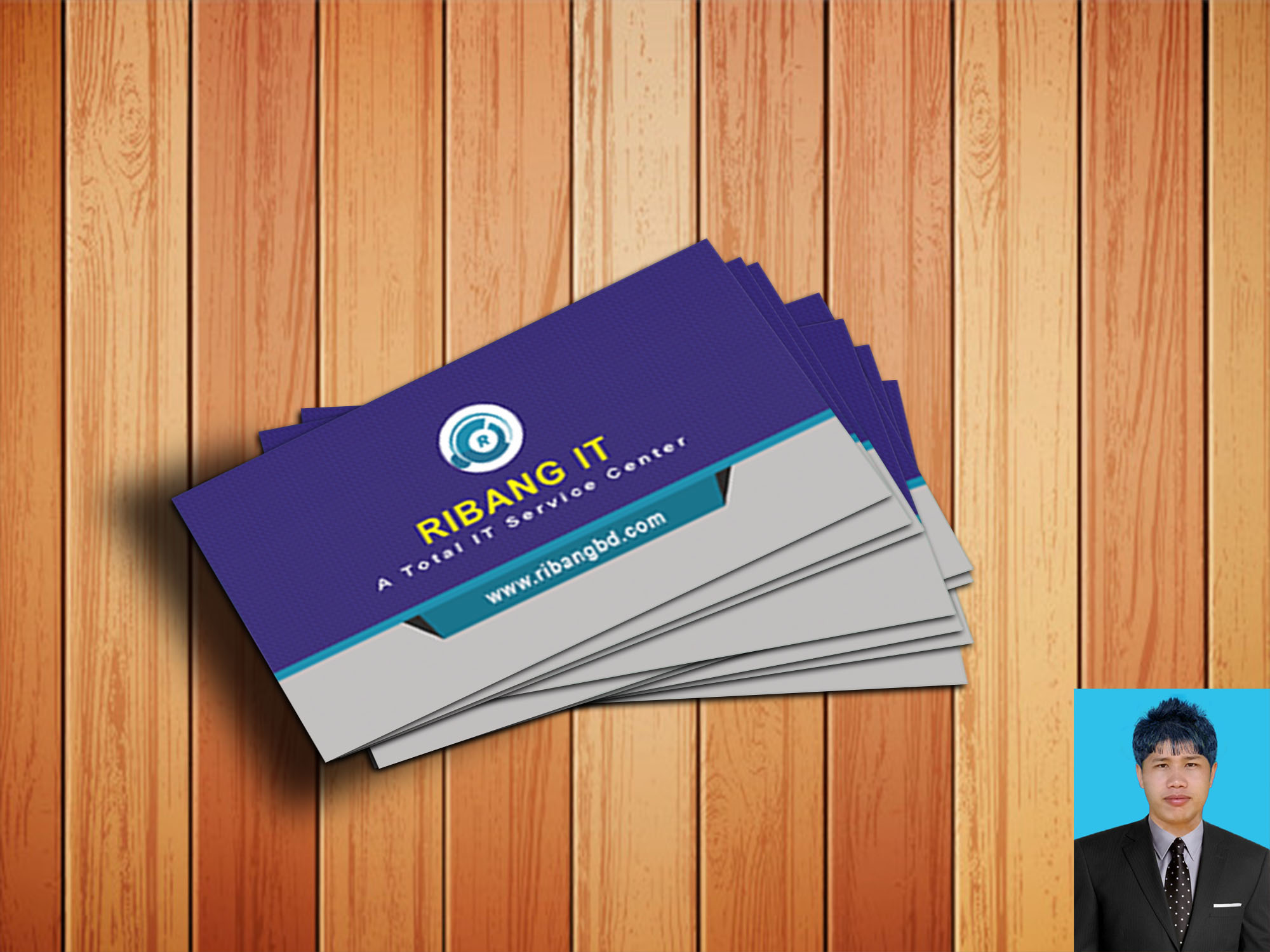 I will make your business Card