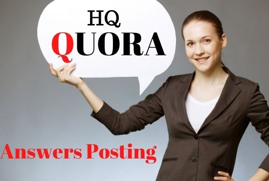 Provide 10 HQ quora answers with Backlinks