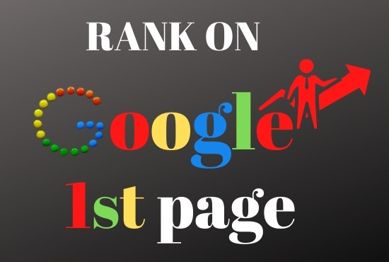 Rank On Google 1st using Linkbuilding SEO backlinks techniques