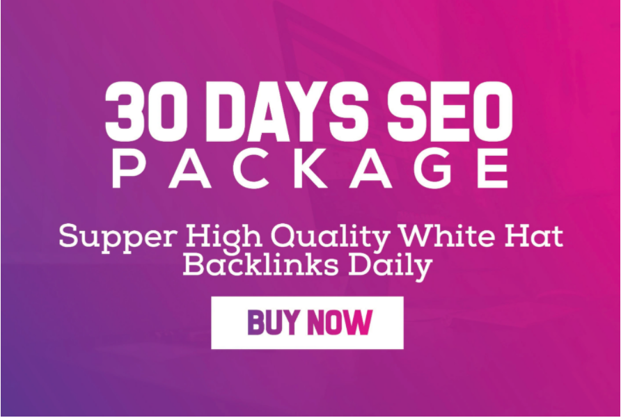 I will do white hat monthly SEO to rank website and keywords