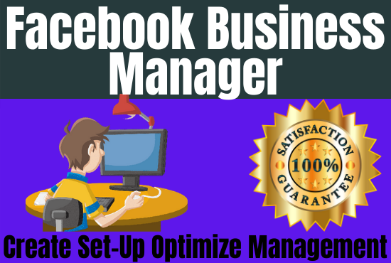 Create Design a Facebook Business Page And SEO Optimize