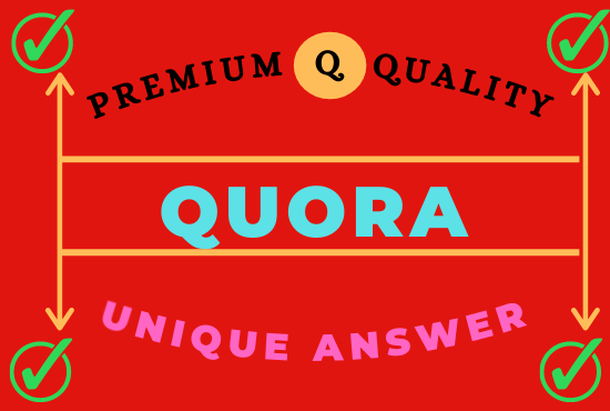 Guaranteed Targeted Traffic Your Website With 40 High Quality Quora Answer