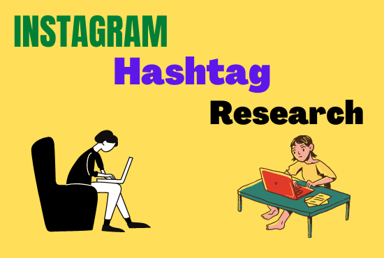 Research targeted Instagram Hashtags to grow your page