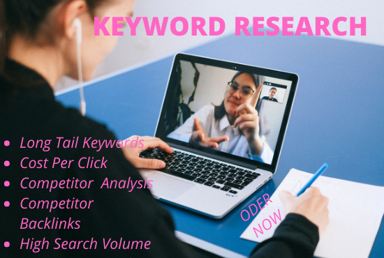 I will do premium seo keyword research