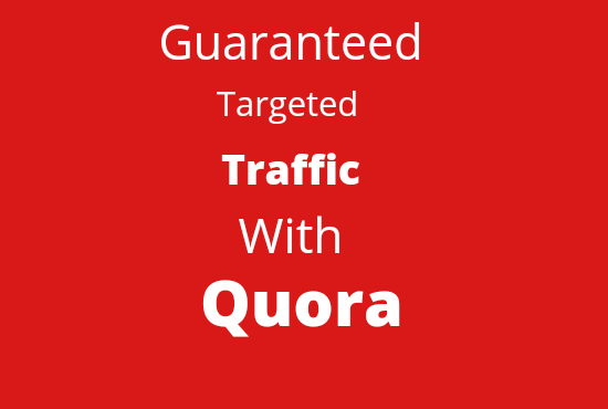 20 Quora answers high quality with your link