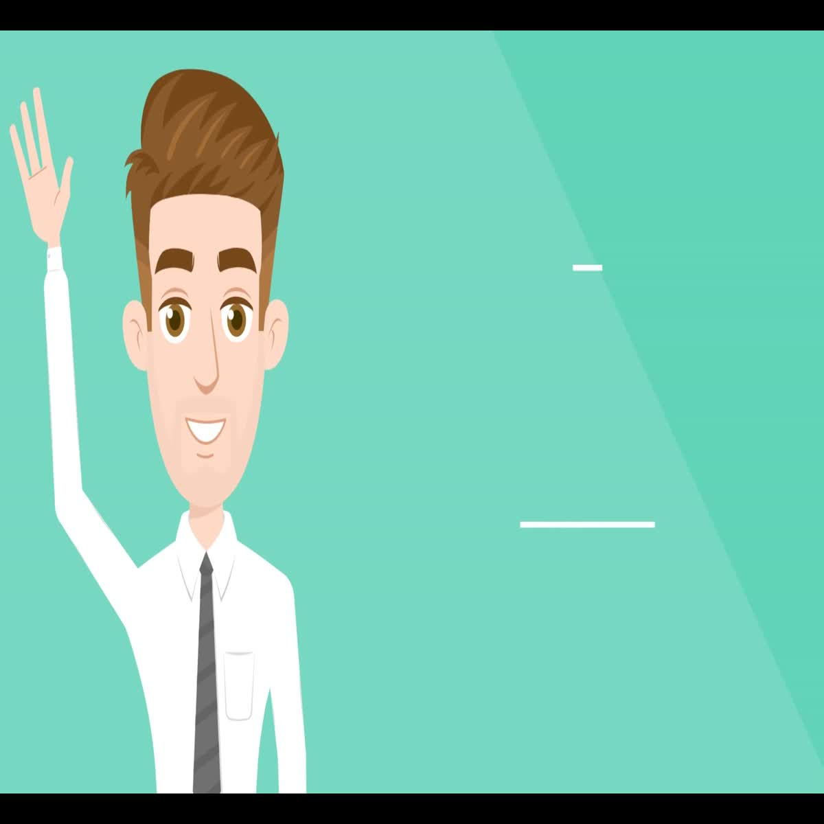 I will create animation video for business or sale in 24hr