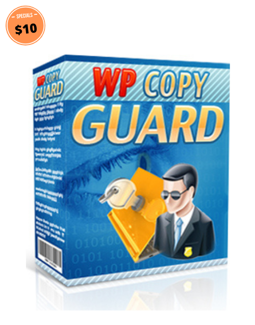 WP Copy Guard WordPress Plugin