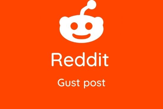 Write and Publish 10 high quality Guest Post on Reddit