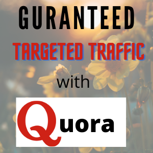 Promote Your Website with 30 Quora answers