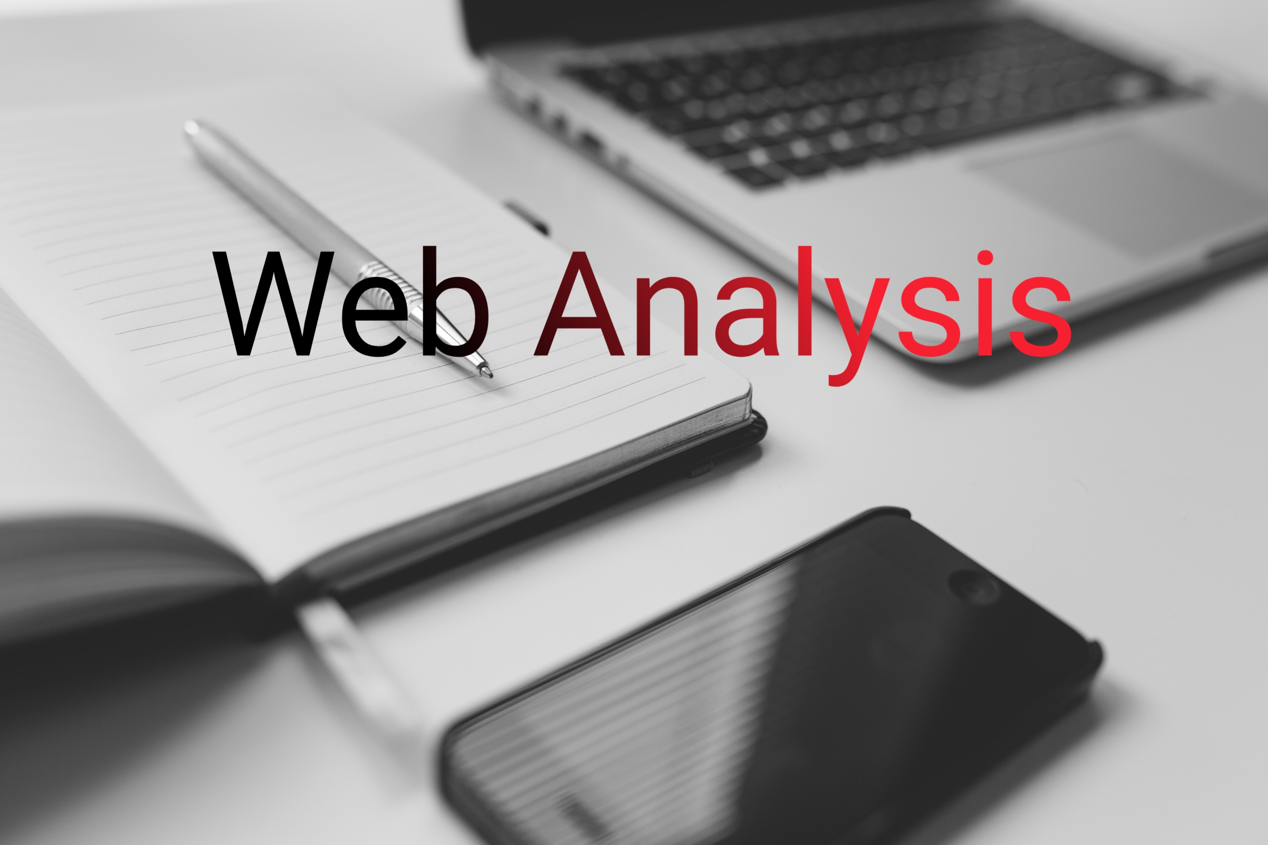 I will give you in depth SEO report of your website - Web Analytics