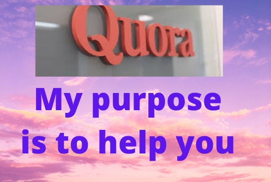 100 guaranteed your work 30 Quora Answer
