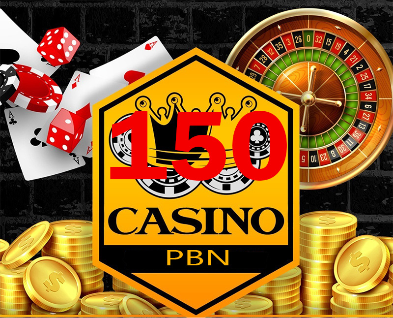 150 High Quality Casino/Gambling/Poker/Sports/Betting Related niche PBN Posts.