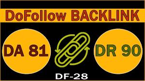 I will create100+ dofollow backlinks in manually