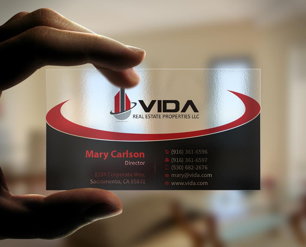 I will do creative plastic business card