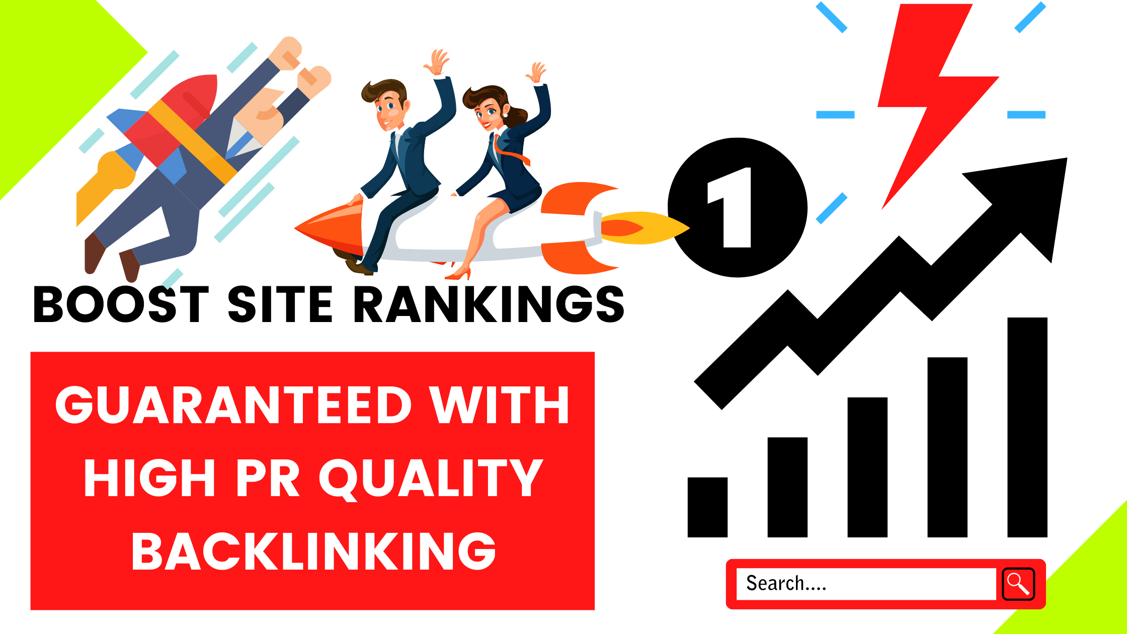 Boost Your Website Google Rankings Guaranteed with High PR Quality Backlinking