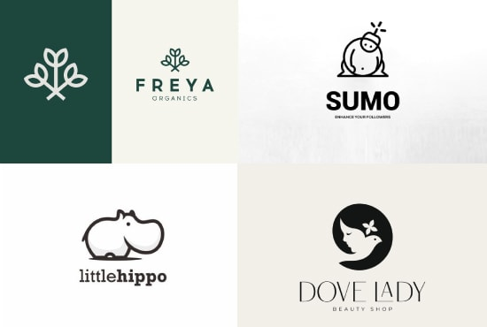 I will create professional,  modern and minimal logo