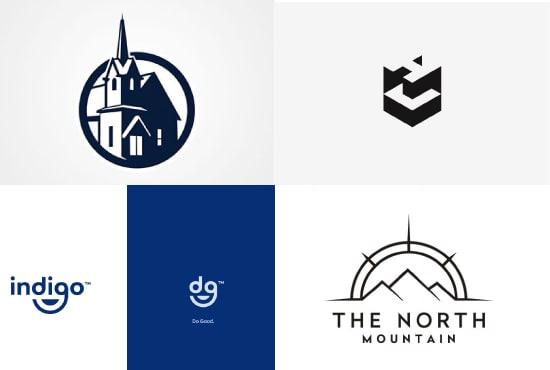 I will create professional, modern and minimal logo