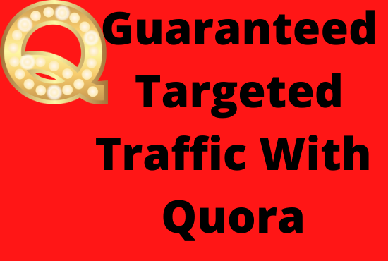 Promote your website with 30 Quora answers.