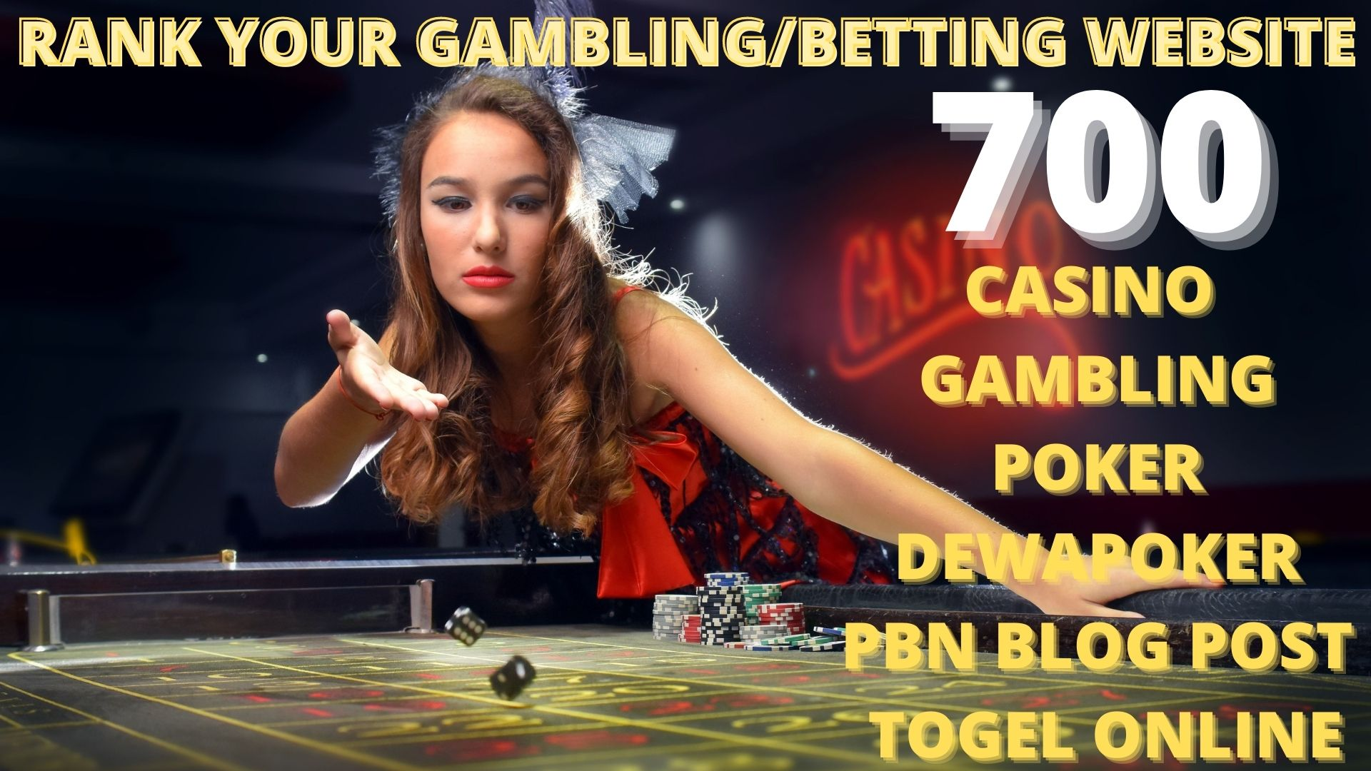 Buy x2 and get 1 Absolut 700+ powerful Casino,  Gambling,  Poker,  Sports High Quality Web2.0 Backlinks