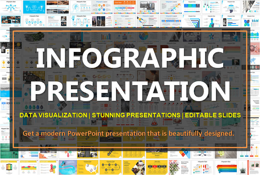 I Will Design Exclusive Infographic PowerPoint Presentations