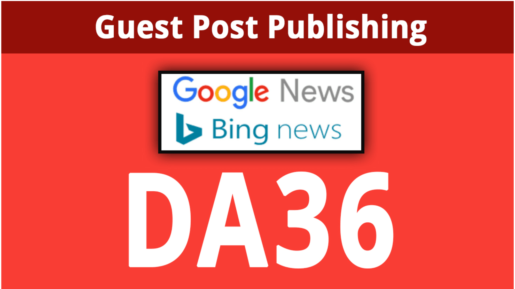 guest post on da 36 google news blog with dofollow link