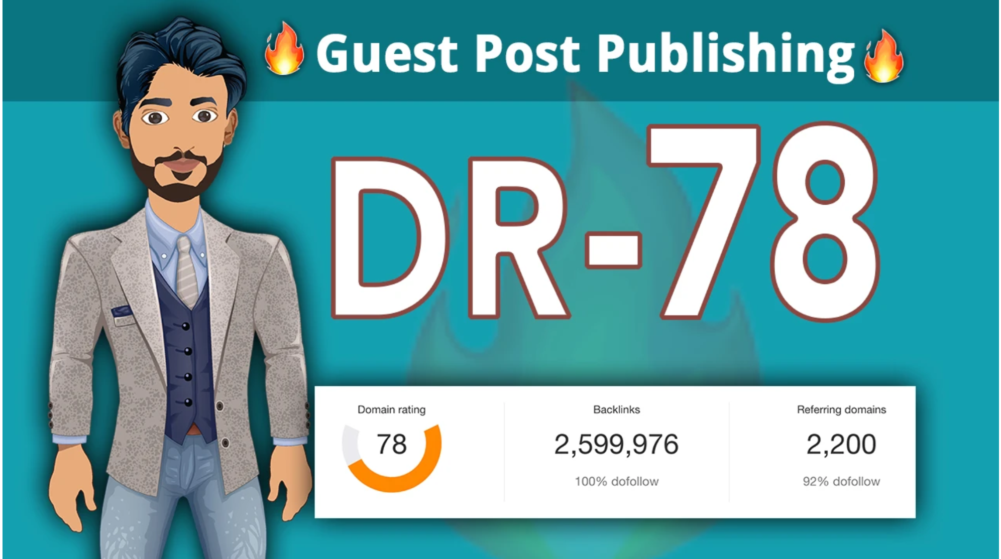 guest post on dr 78 web and design blog with dofollow backlink