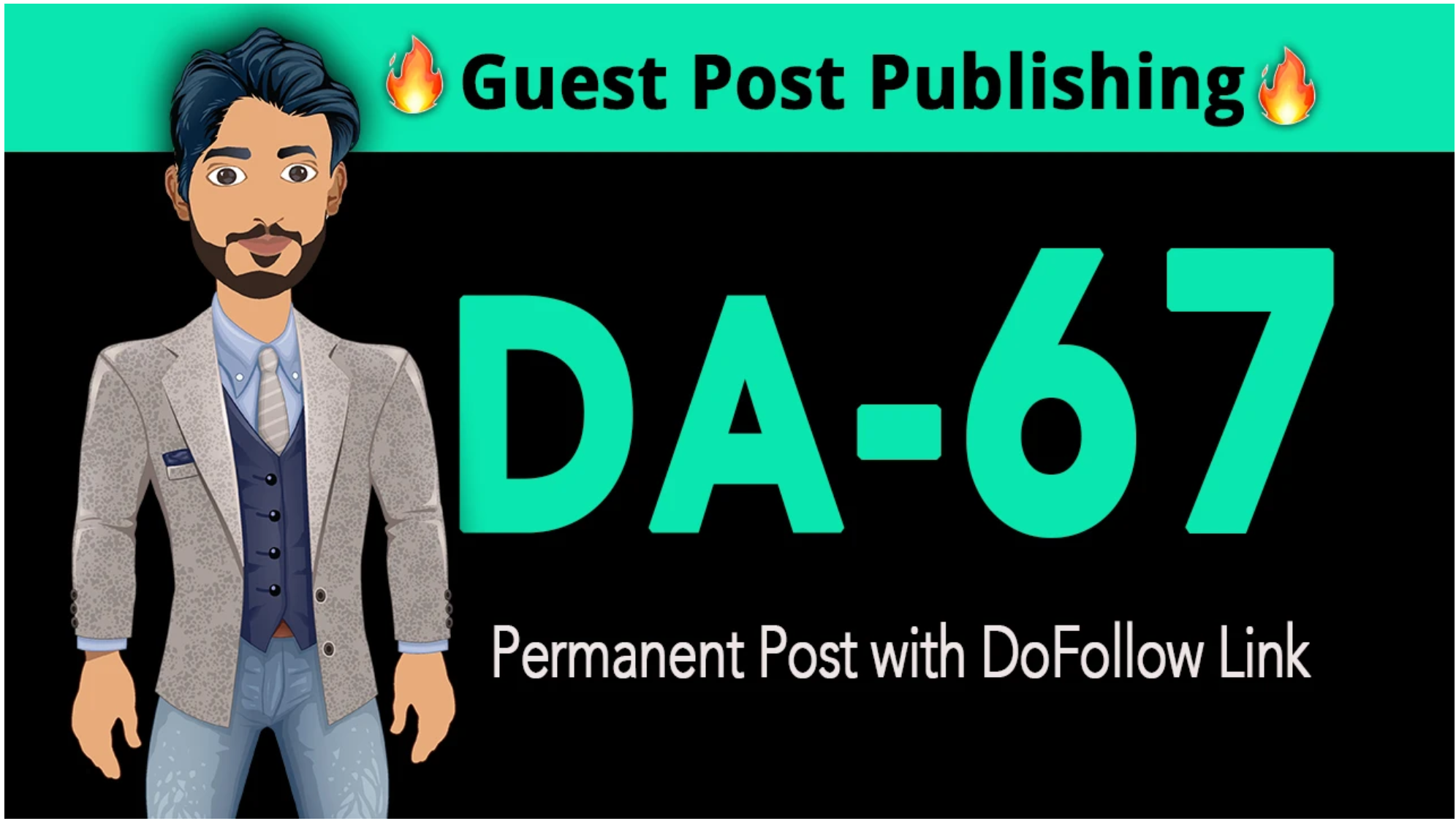 guest post on da 67 blog within 24 hours
