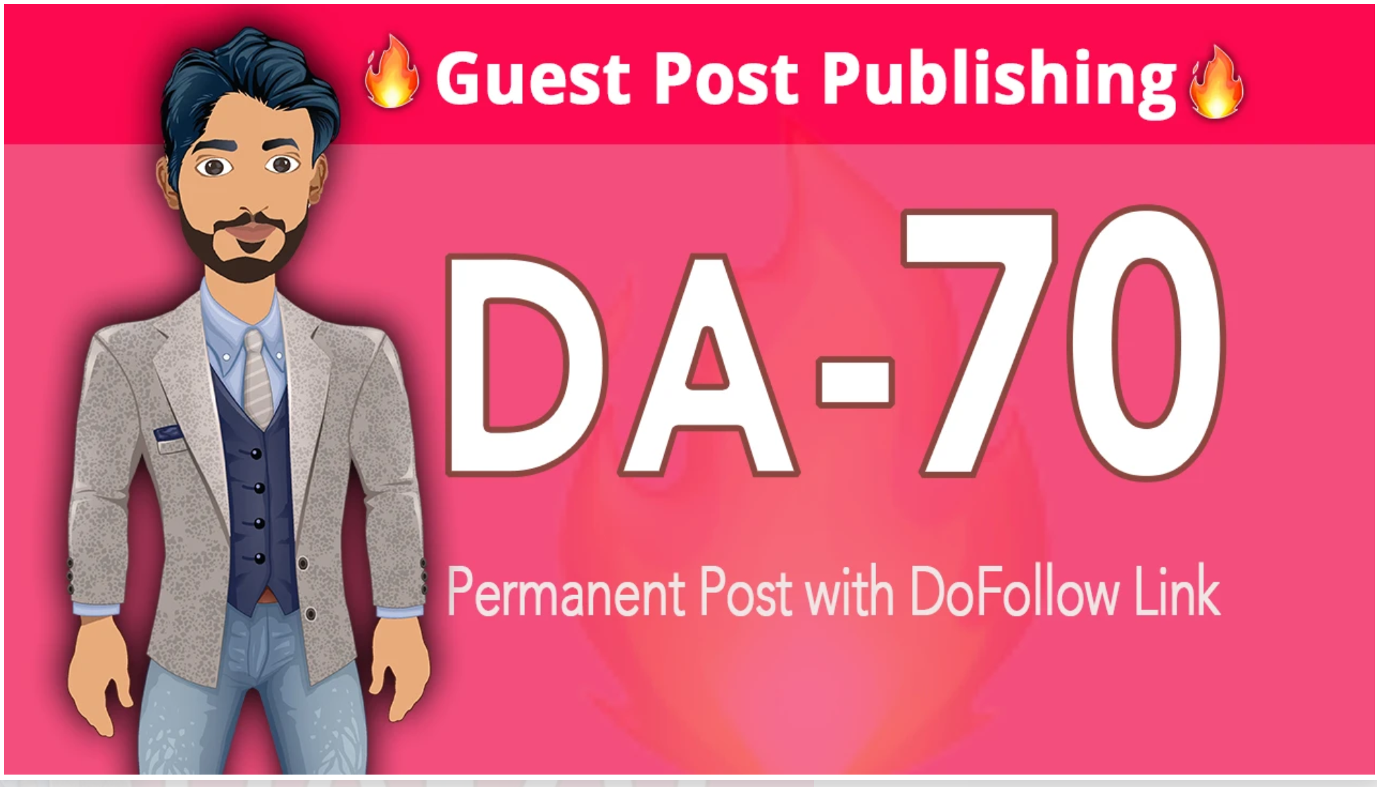 guest post on da 70 news blog with dofollow link