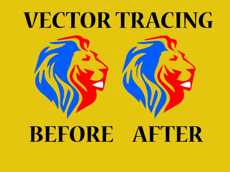 i will do a vector tracing for you with in hours