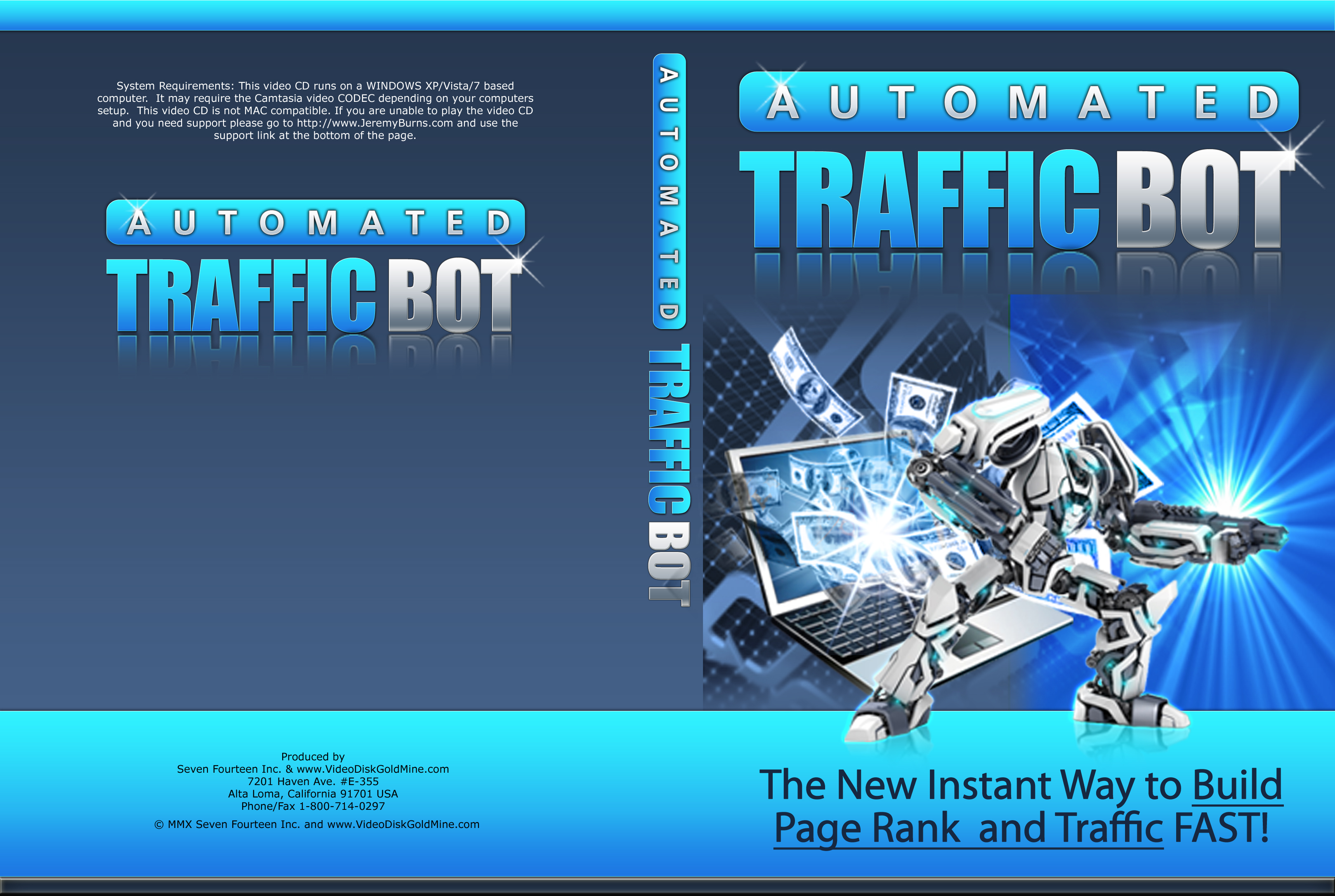 Automated Traffic Bot The new Instant way to Build