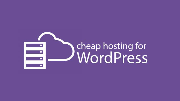 Wordpress web hosting 10 GB space unlimited 1TB brandwidth
