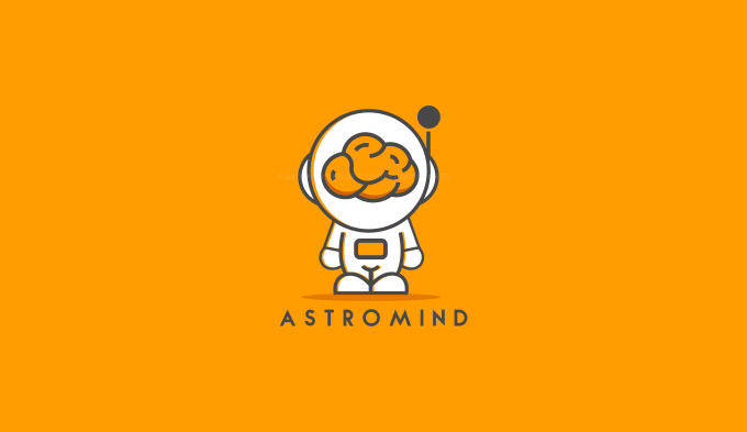 I will do unique minimalist modern logo design