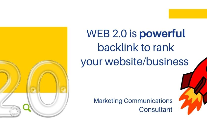 High Authority Super WEB 2.0 Backlinks For Your Website Or Business