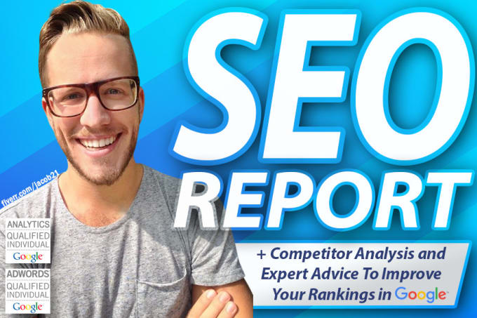 I will create a SEO audit report and action plan