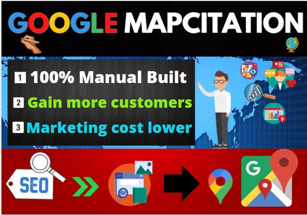 I will do 150 google maps citations for local business SEO