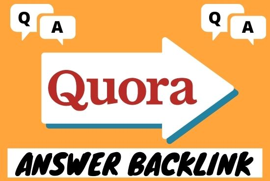 Promote Your Website in 15 Quora answers with HQ backlink