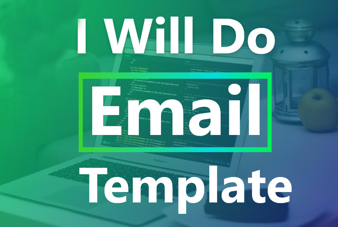 I will design responsive and Creative email template