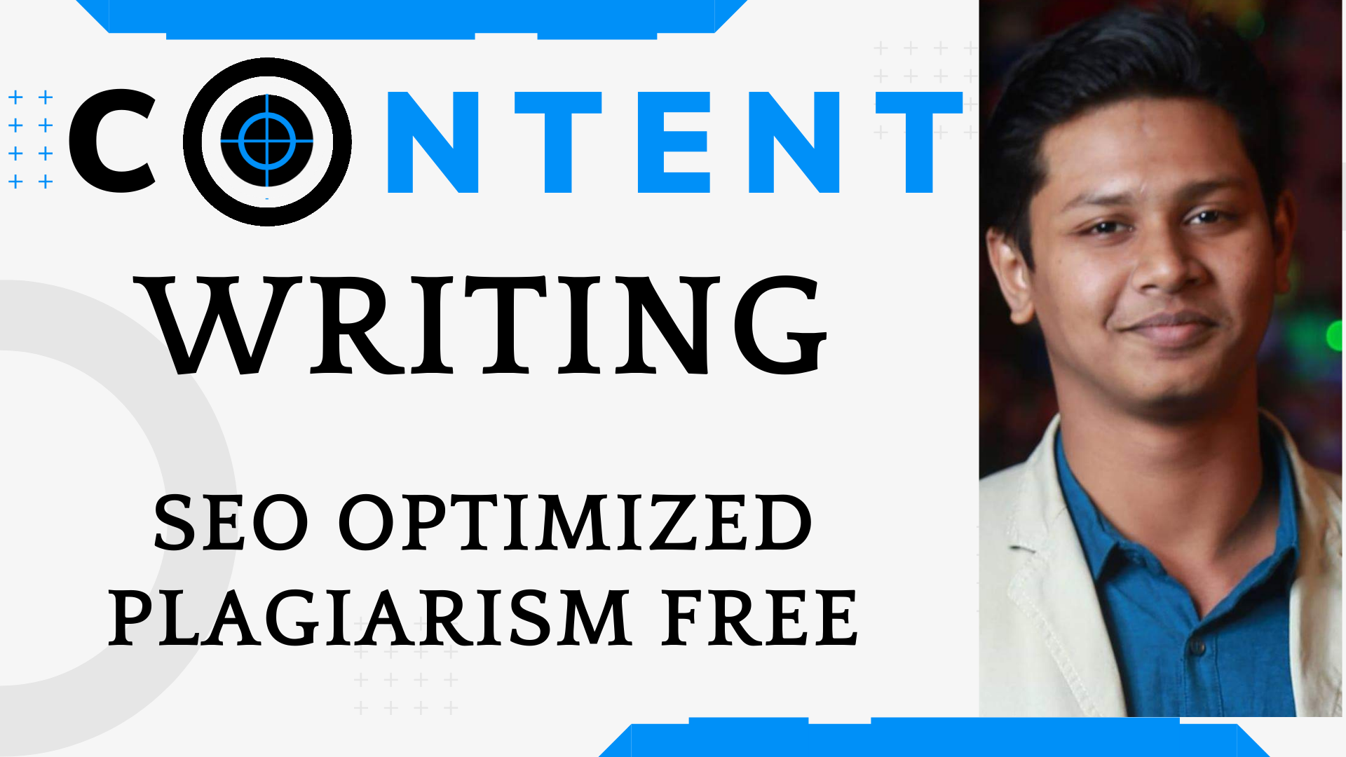 Rank Fast with 1000+ Words Optimized Content/Article/Blog writing