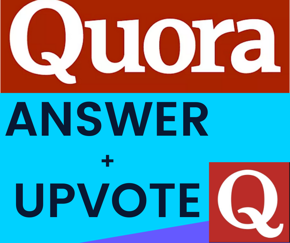 10 HQ Quora Answers with 30 Upvotes from Different USA Accounts
