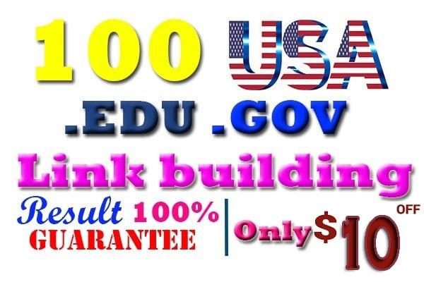 create rank at google with 100 USA backlinks