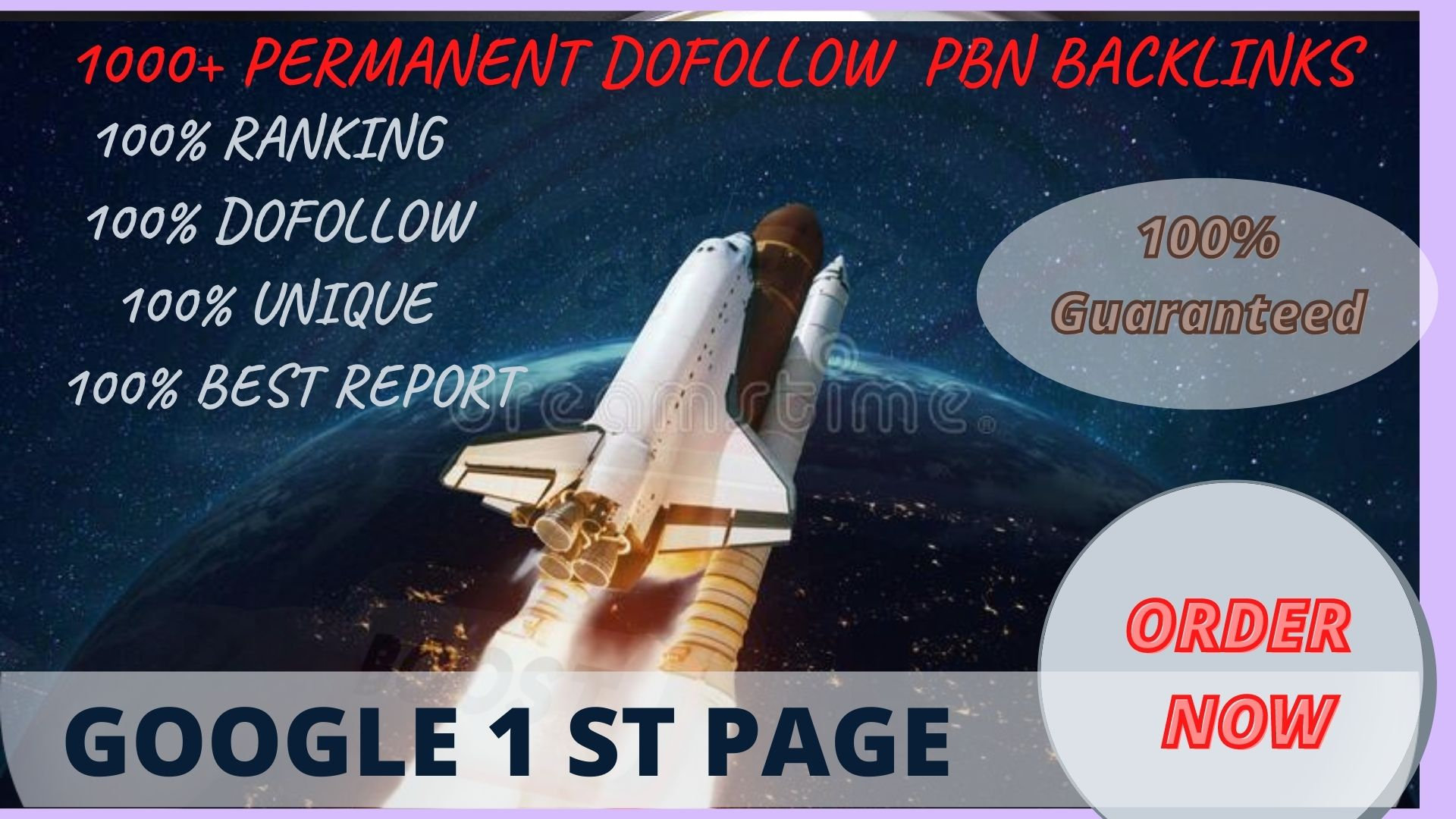 Get 1000+ Permanent Dofollow Homepage pbn Backlinks.