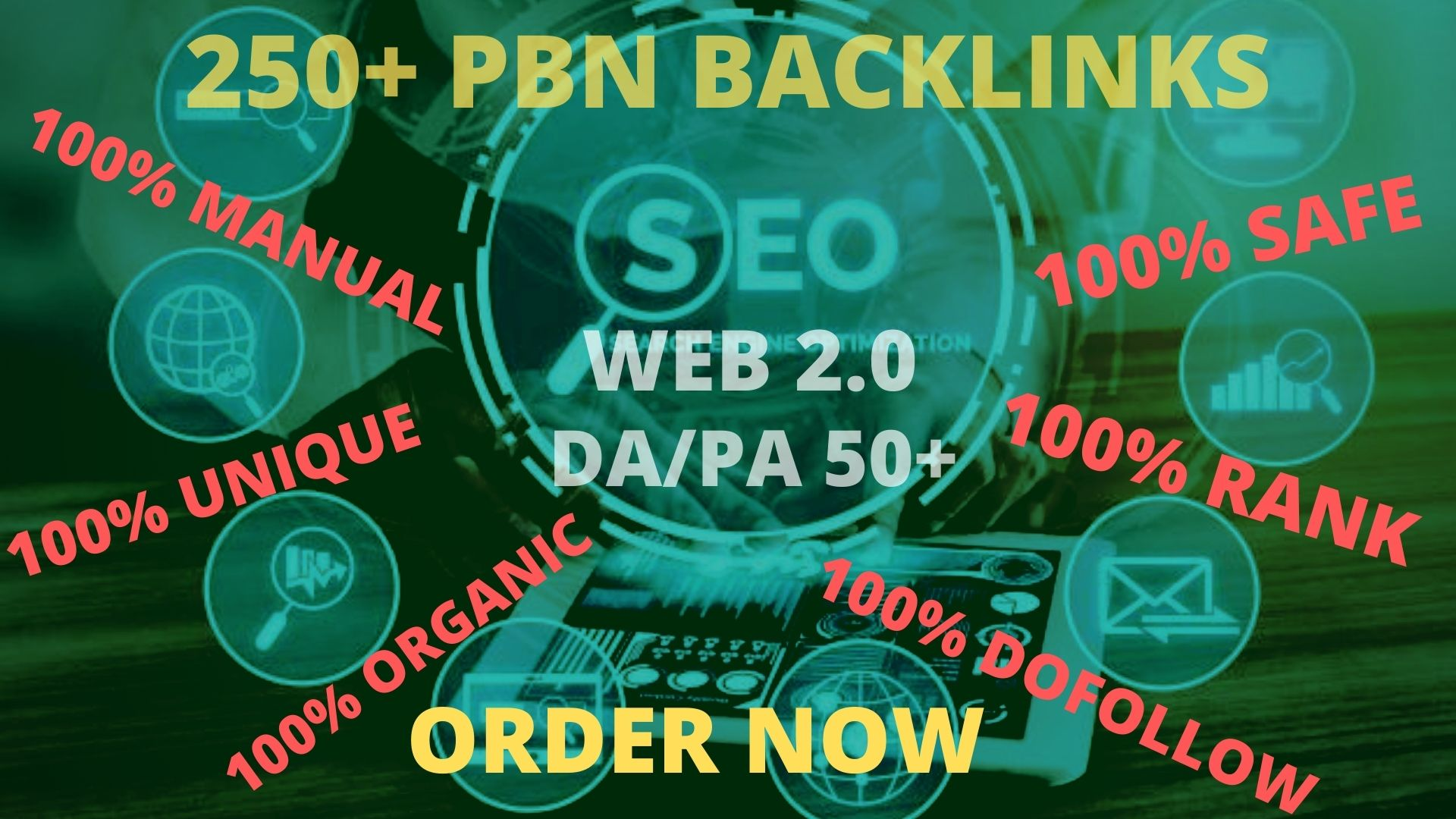 GET 250+ pbn backlinks Latest update with high DA /PA on your homepage with a unique website.