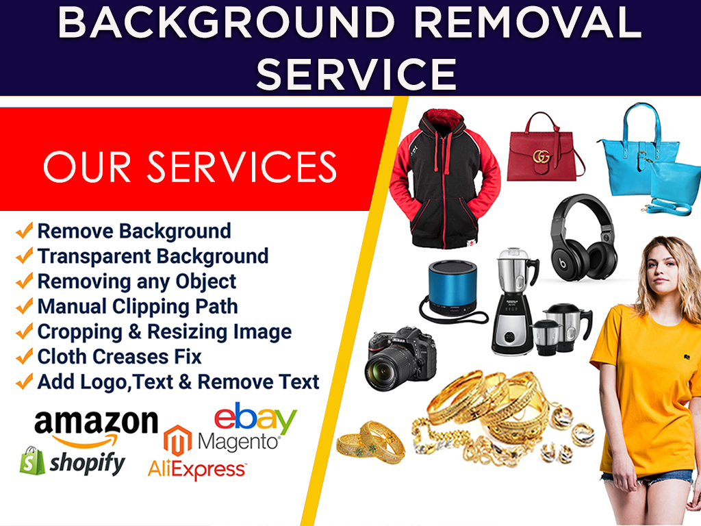 background removal in graphic designing servise