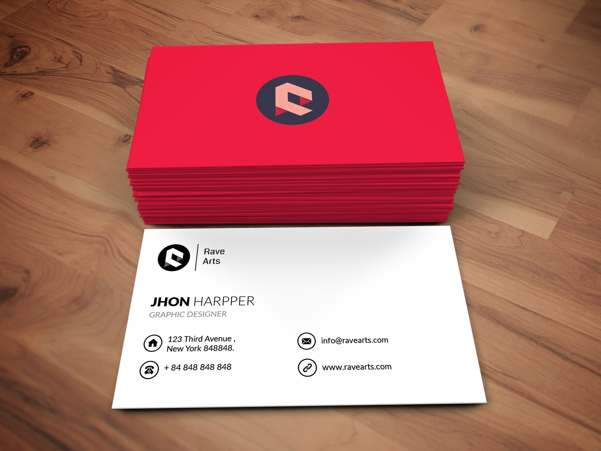 I will Create Any Type Of Business Card (Minimal,Luxury,Creative,Professional,Modern)