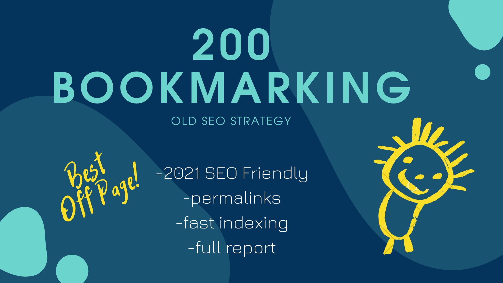 200 Bookmarking - old SEO strategy