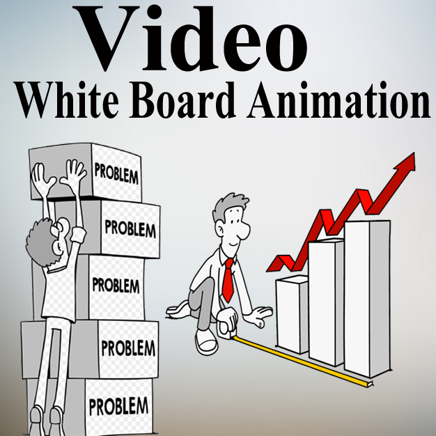 i will Create an animated whiteboard animation videos