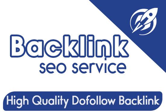 I will do 50 seo backlinks for google top ranking