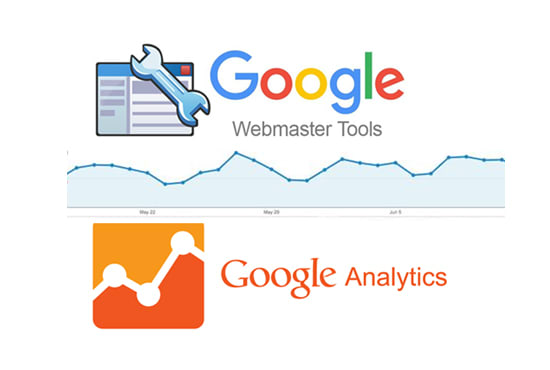 I Will Setup Google Analytics + Webmaster Tools and Sitemap on your website