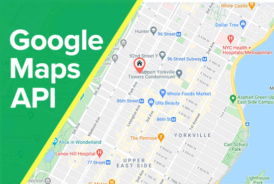 I Will Do Fix and Integrate Google Map Api in Your 01 Website