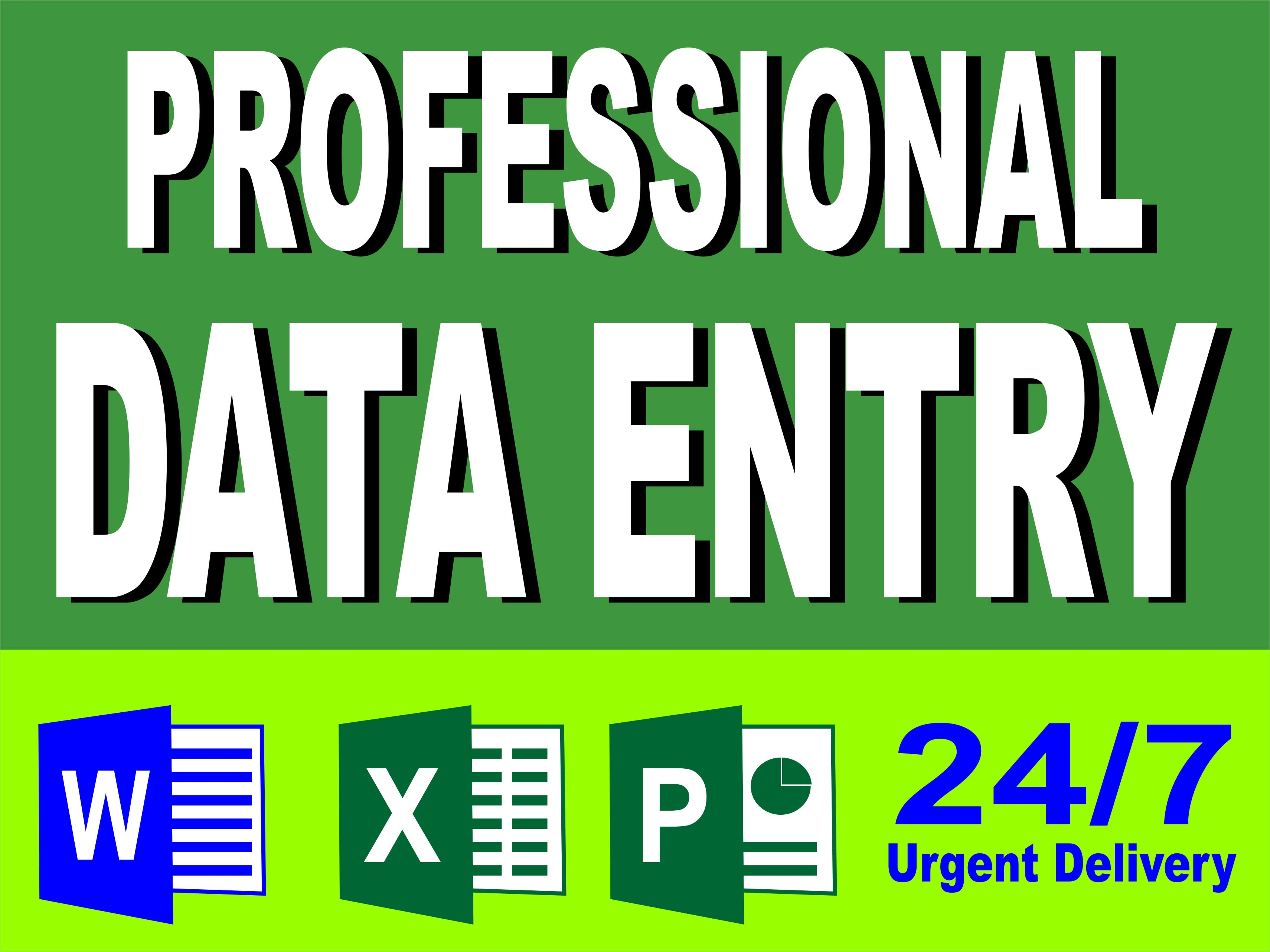 Data Entry,  web research,  copy paste,  pdf convert